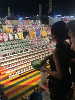 Huayuan Night Market in Tainan
