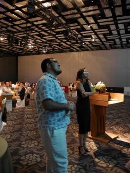 TISLP Closing Ceremony at Silks Place Tainan