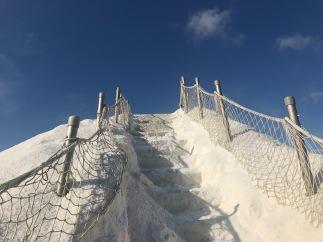 Salt Mountain in Tainan