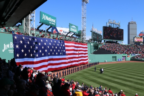 Red Sox Opening Day 2018