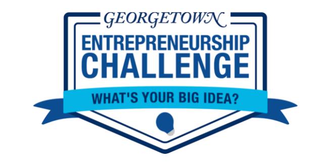 Georgetown Entrepreneurship Challenge Finals